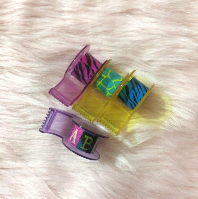 mini washi tapes