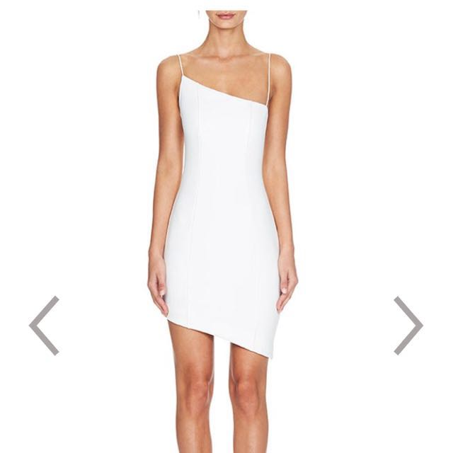 Misha Collection Mallory Dress (Size 8)