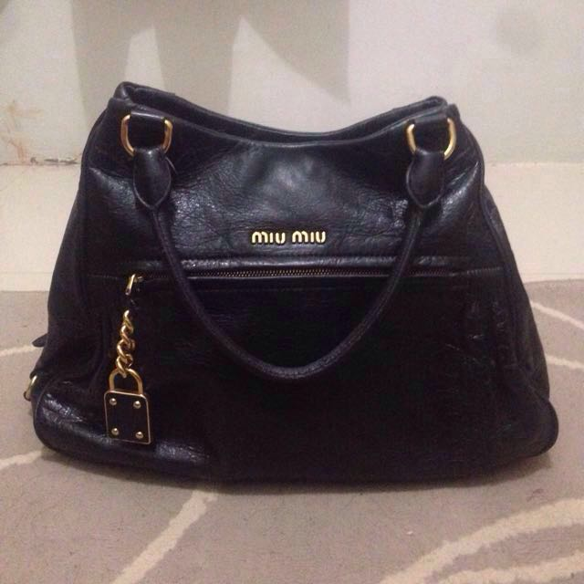MIU MIU Bag Authentic