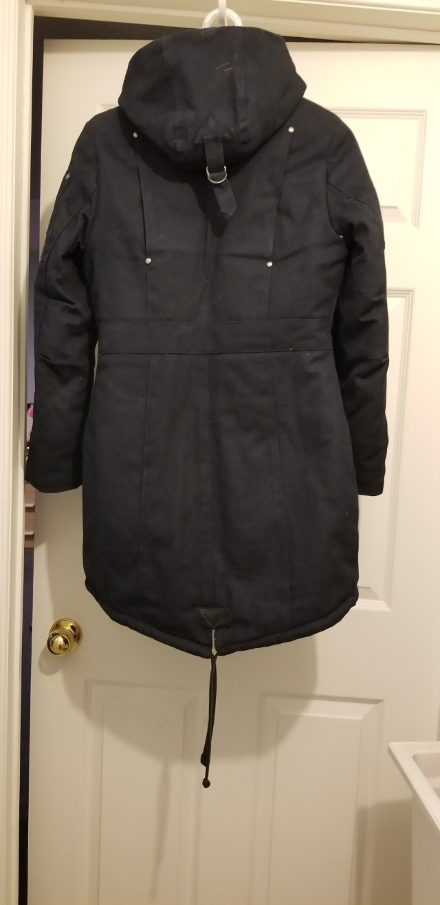 Moose Knuckles spring/fall coat