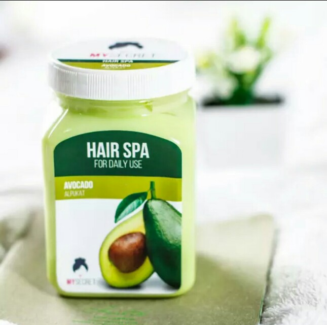 My Secret hair spa avocado / alpukat