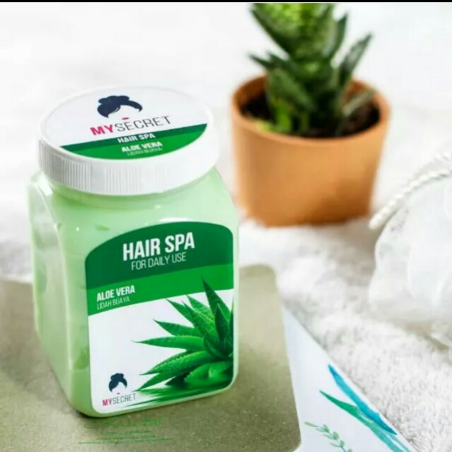 My Secret hair spa/creambath aloe Vera