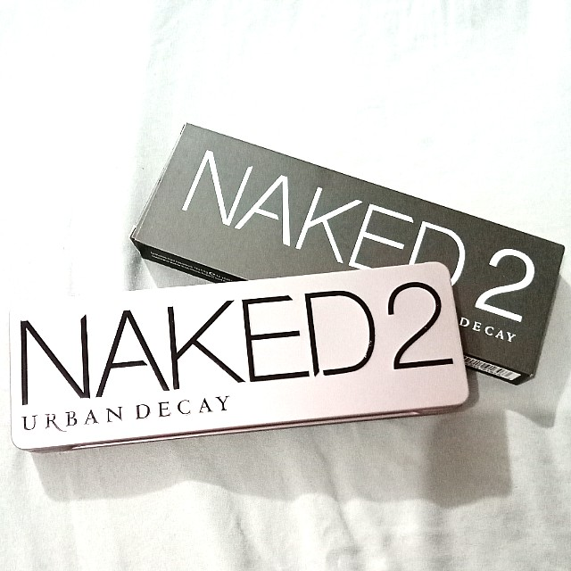 Naked 2 Free shipping Mm only