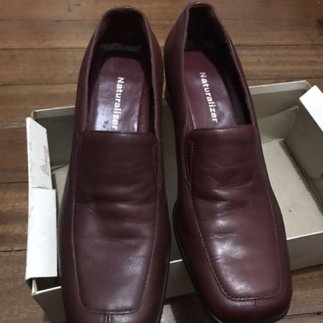 Naturalizer Leather Shoe