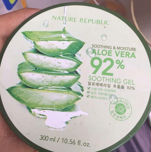 Nature Republic Aloevera Original sisa 70%