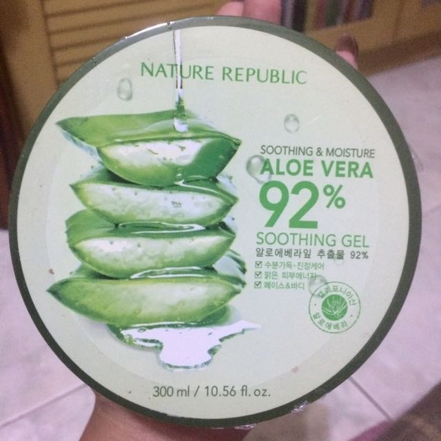 Nature Republic Soothing Gel 92%
