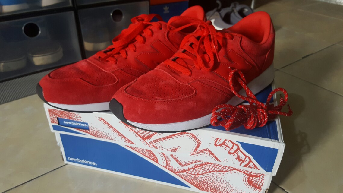 New Balance MRL420SI Red *REPRICED*
