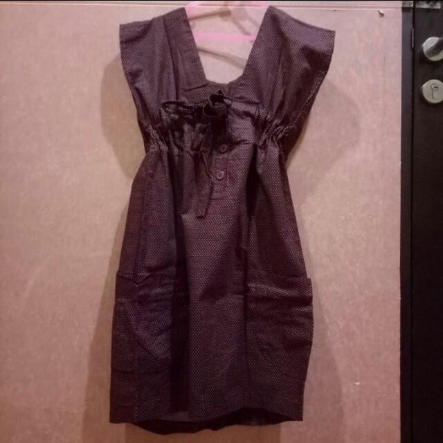 🎉NEW YEAR BLAST🎉 [new] Vintage polka-dot dress