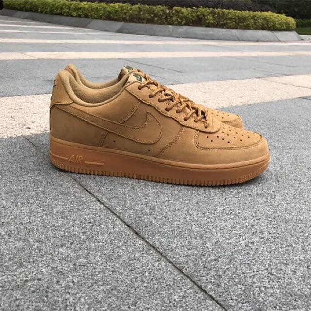 sports shoes 6f27d e7c8a Nike Air Force 1 Low Flax