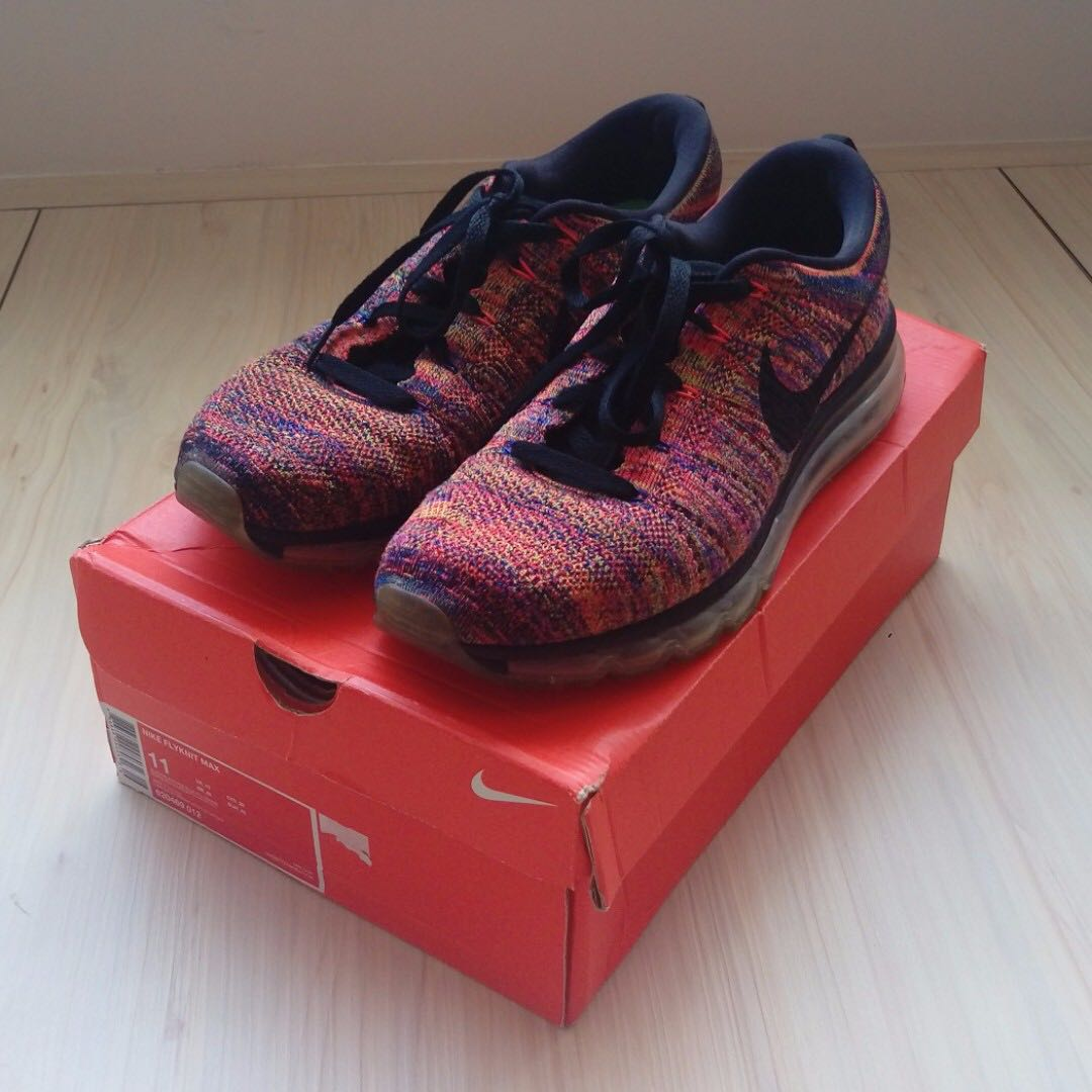Nike Flyknit Max US11