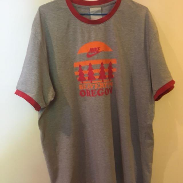 Nike Oregon Vintage T-shirt
