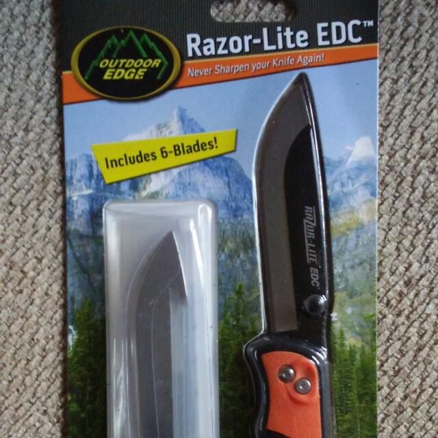 Outdoor Edge Razor-Lite EDC