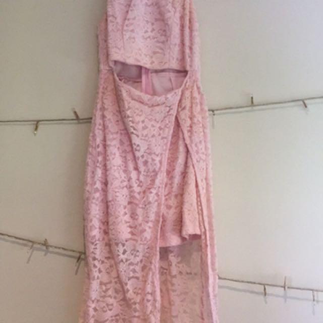 Pink dress size 6