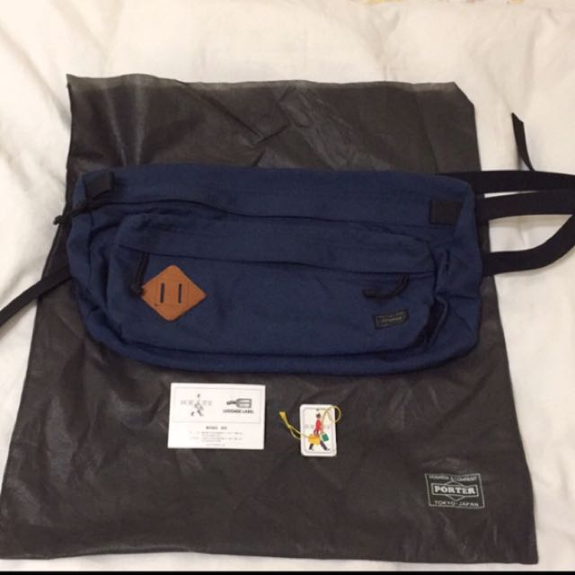 [日本製]porter斜背包
