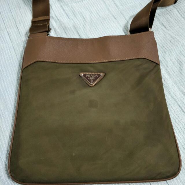 744d6c901a6f Prada Slingbag Original Bundle, Men's Fashion, Bags & Wallets on ...