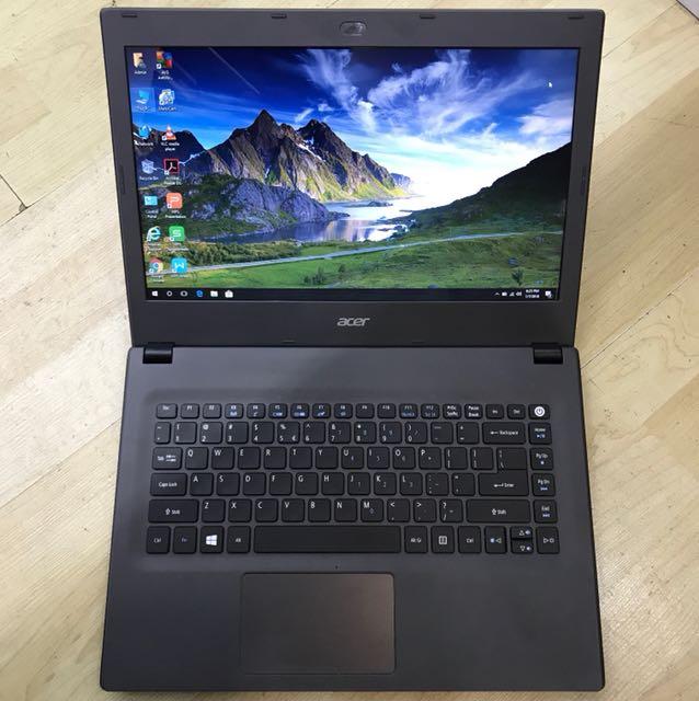 Pristine Condition Acer Aspire E5 Core I5-6200u