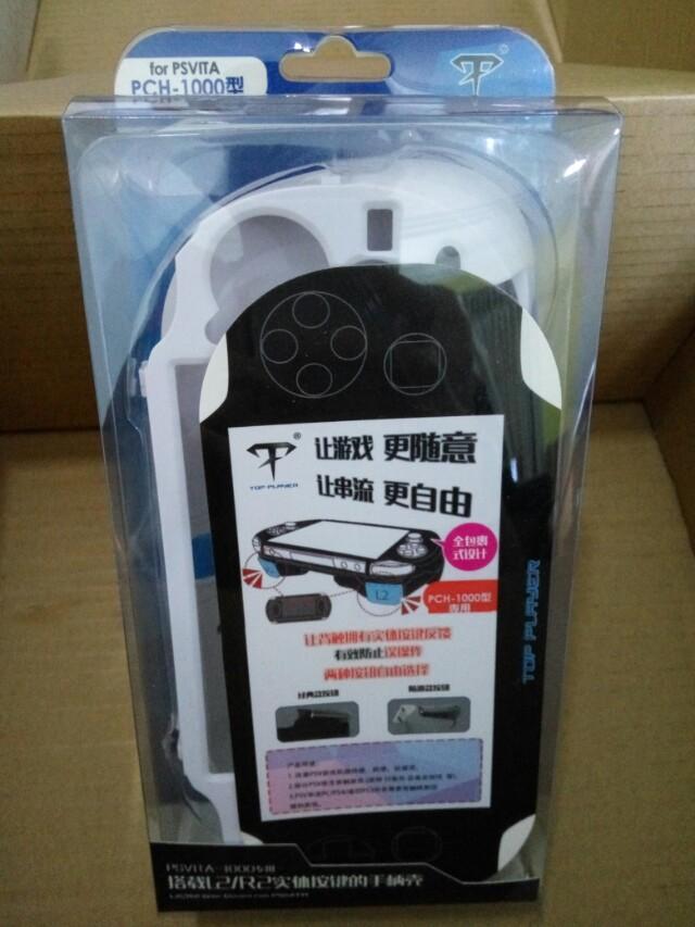 PSvita L2 R2 trigger grip, Toys & Games, Video Gaming