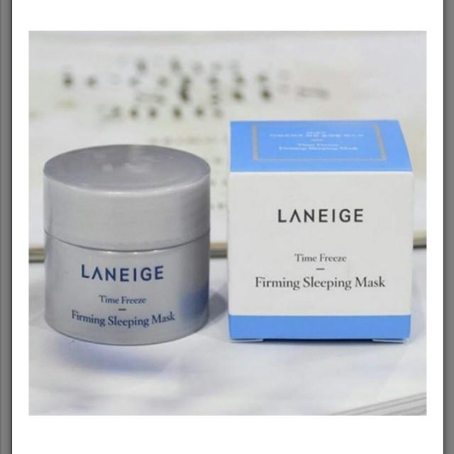 READY Laneige Firming Sleeping Mask 10ml