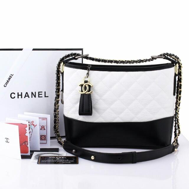 Restock Tas Chanel Gabrielle Hobo Bag 8869 d319c95821