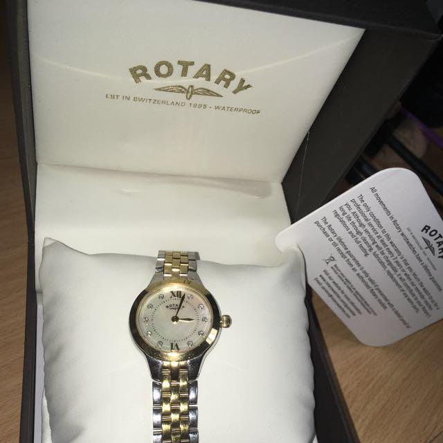 Rotary ladies watch jam tangan