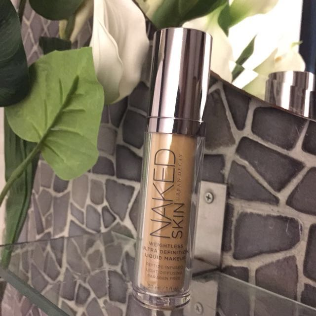 ❗️SALE❗️Urban Decay Naked skin foundation