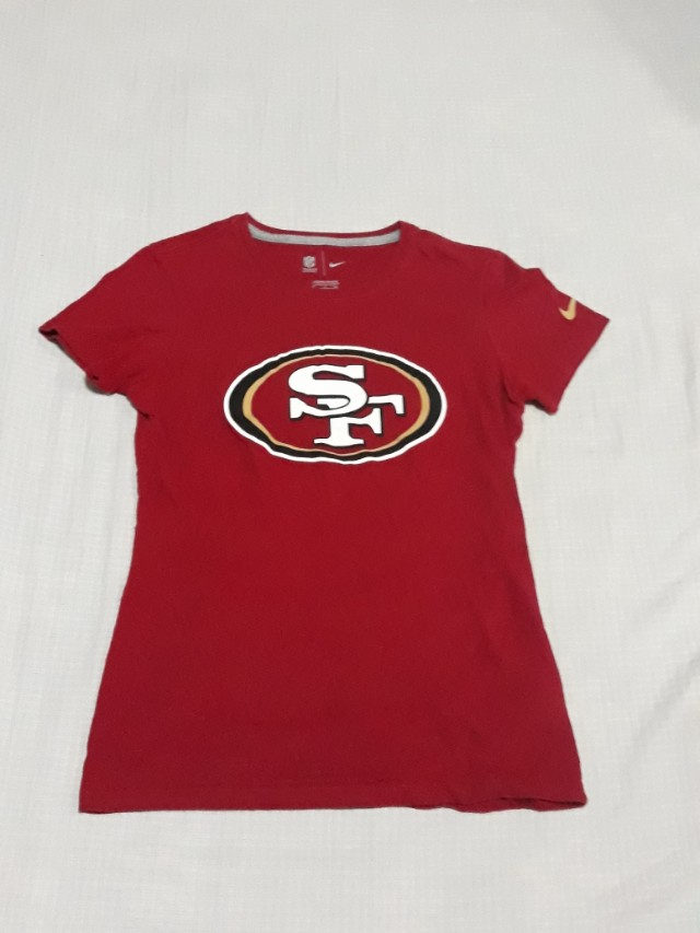 pre-loved San Francisco 49ers t-shirt (nike)