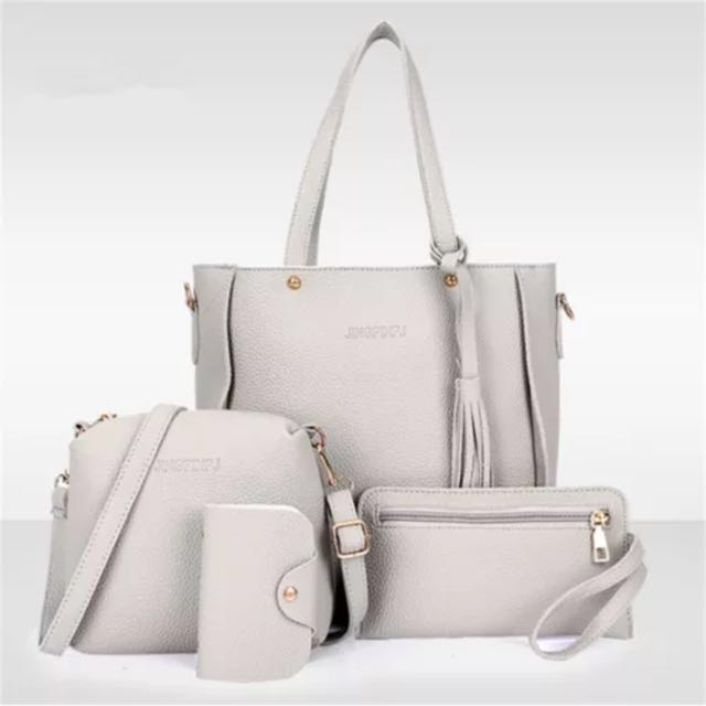 Set of 4 bags