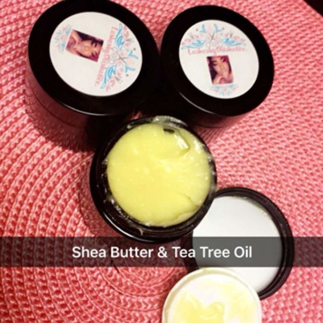 Shea Butter and Coconut