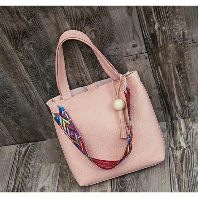 Sling Shoulder Bag Tas Wanita