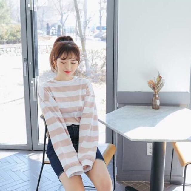 SONYUNARA T-shirt Korean style