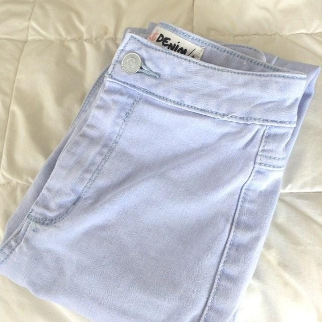 Supré Lightwash High Waisted Jeans