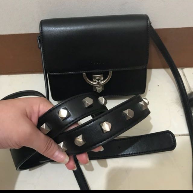 Tas pouch black