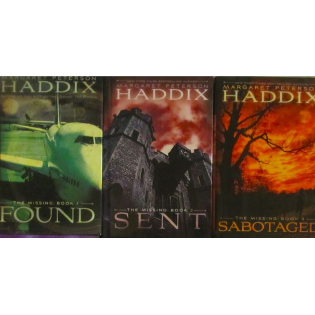 The Missing: Books 1-3