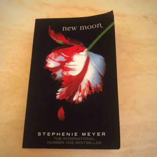 The Twilight Saga- New Moon