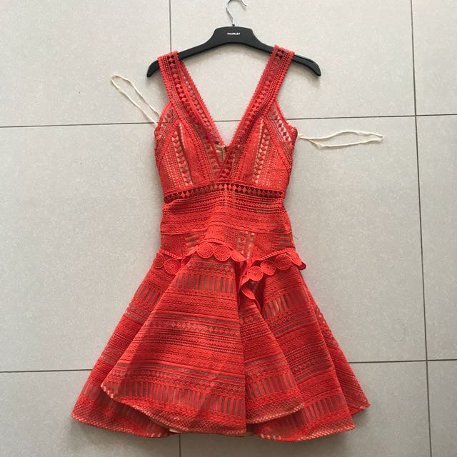 Thurley Halley's Comet Dress
