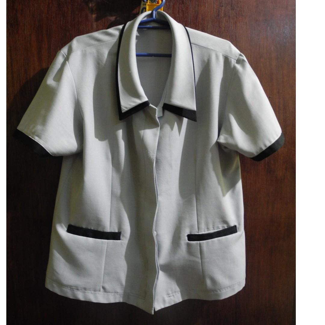 TIP uniform for plus size
