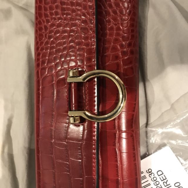 Topshop leather wallet