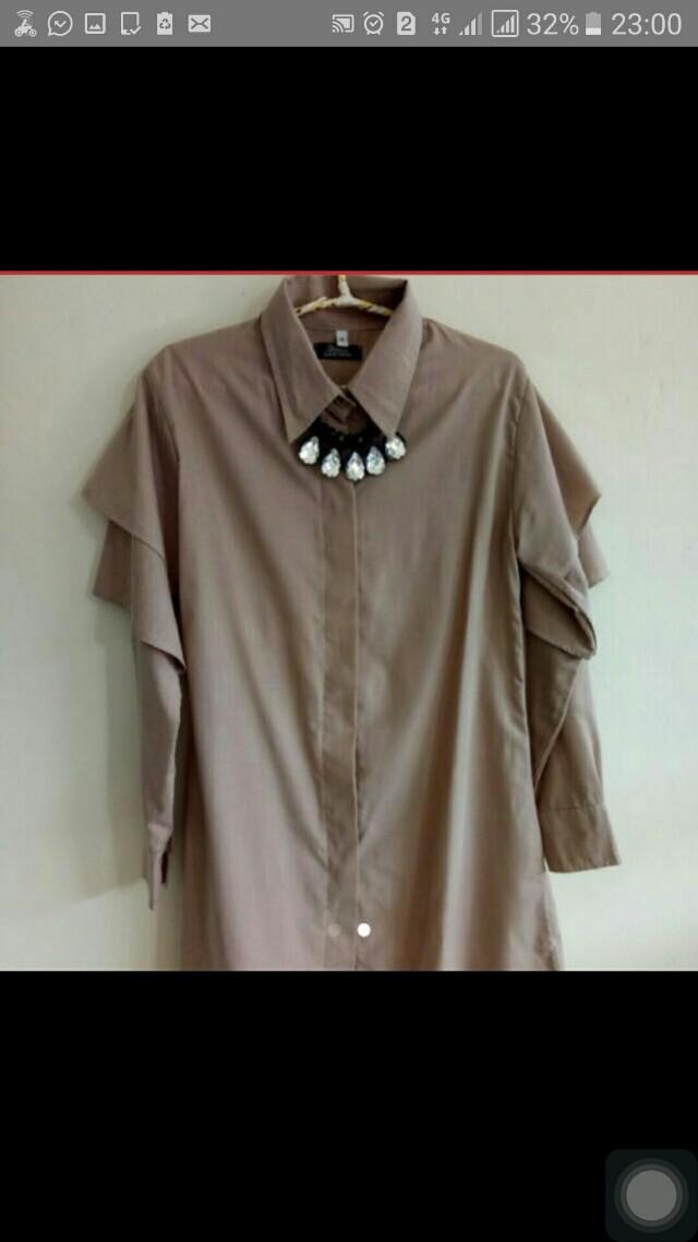 Tunik blouse ameera