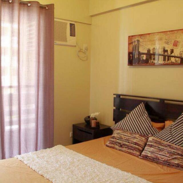 TWO Bedroom Taguig For Rent