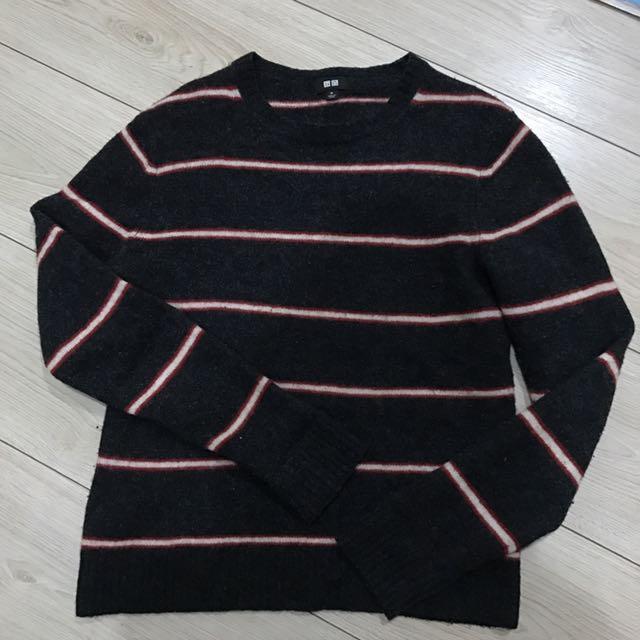出清低價Uniqlo100%羊毛衣
