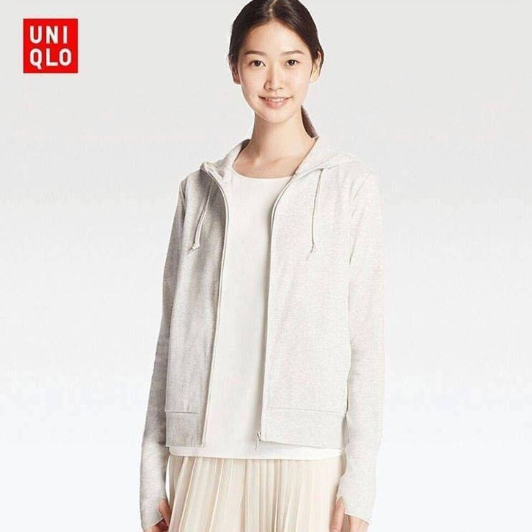 Uniqlo Beige Jacket