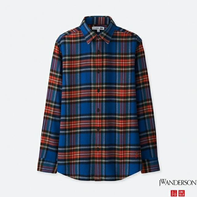 Uniqlo JW 法蘭絨 襯衫 Flannels Shirt
