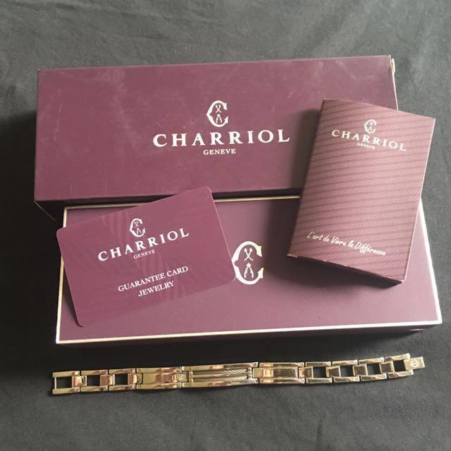 Unisex Charriol Bracelet