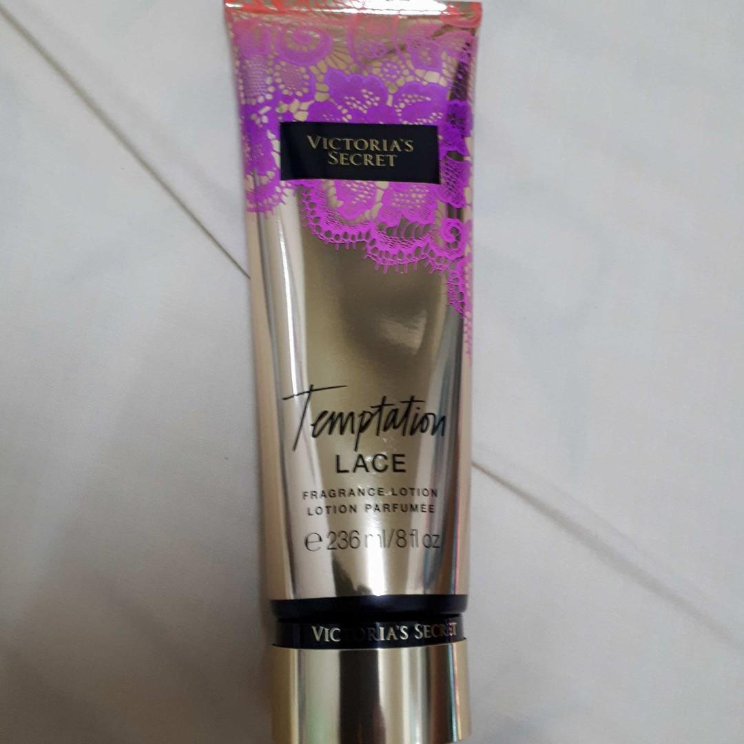 Victoria's Secret Temptation Lace Lotion