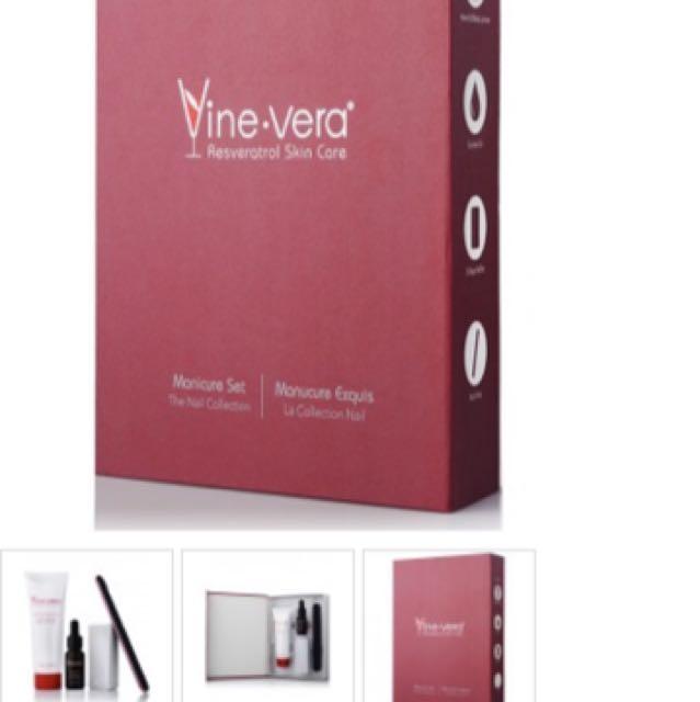 Vine Vera Manicure Set