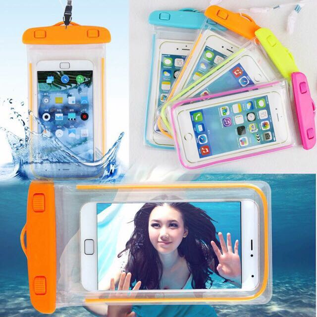Waterproof Phone Pouch Underwater Bag Case Cover For Phone