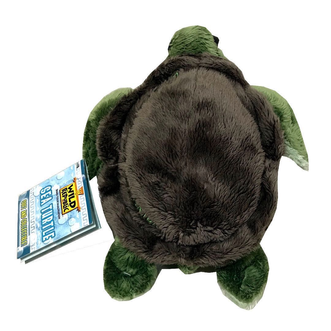 Wild Republic Sea Turtle From Melbourne Aquarium Gift Shop Babies Kids Toys Walkers On Carousell