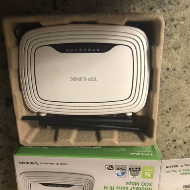 Wireless Router - TPLINK - Great Used Condition
