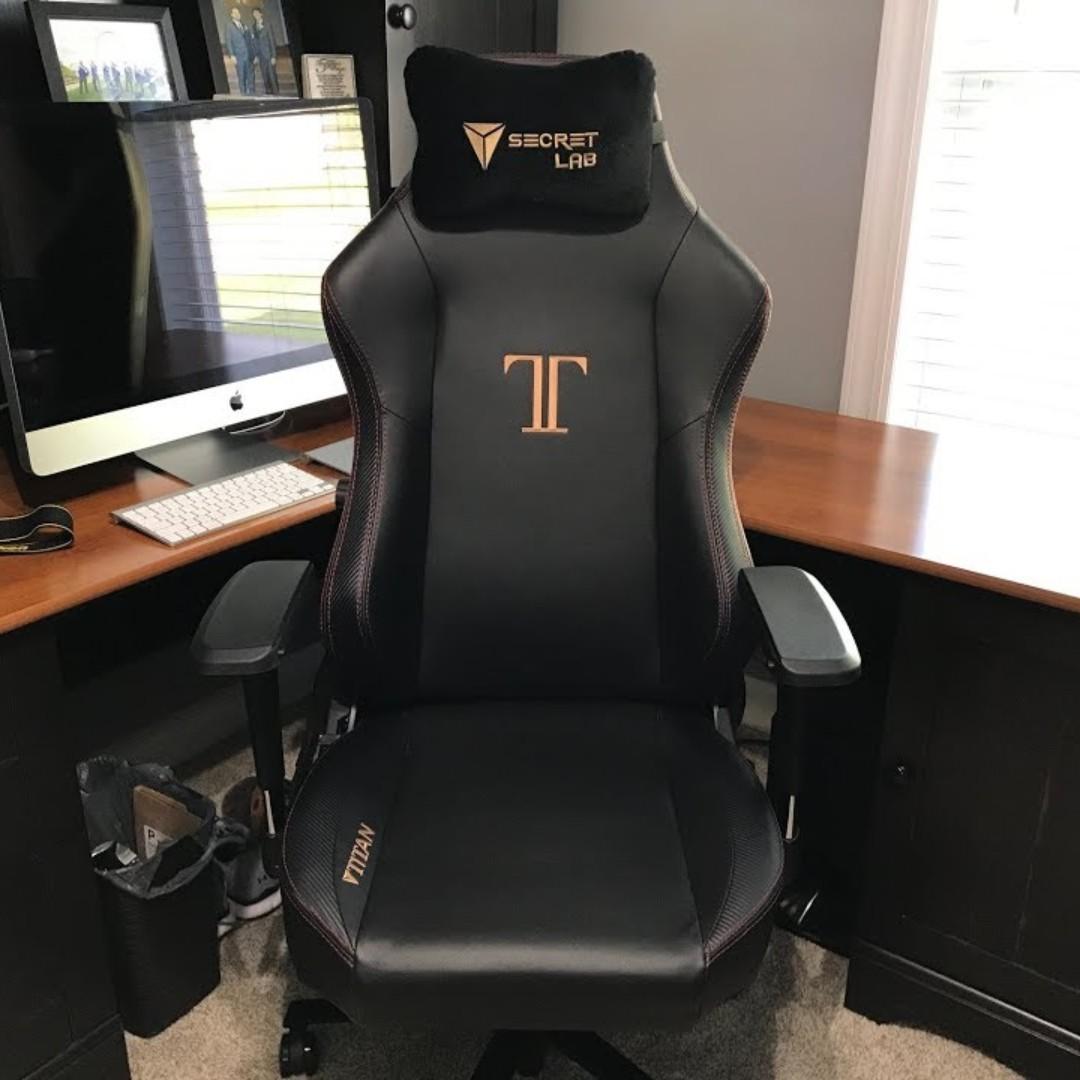 Wts Secretlab Titan Chair Cheap Furniture Home Decor