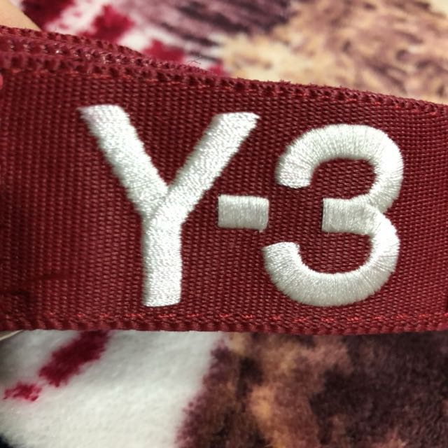 Y-3 皮帶